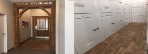 Sentry storage wine storage